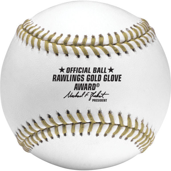 Rawlings MLB Rawlings Gold Glove Baseballs