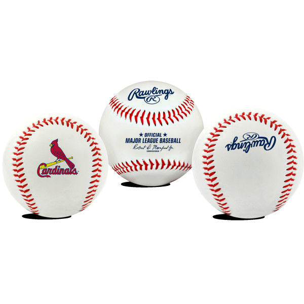 Rawlings MLB St Louis Cardinals Baseball - Team Logo