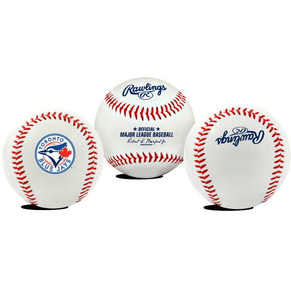Rawlings MLB Toronto Blue Jays Baseball - Team Logo