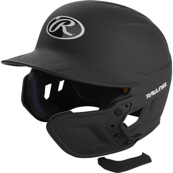 Rawlings Mach EXT Batting Helmet Extension For Right-Handed Batter