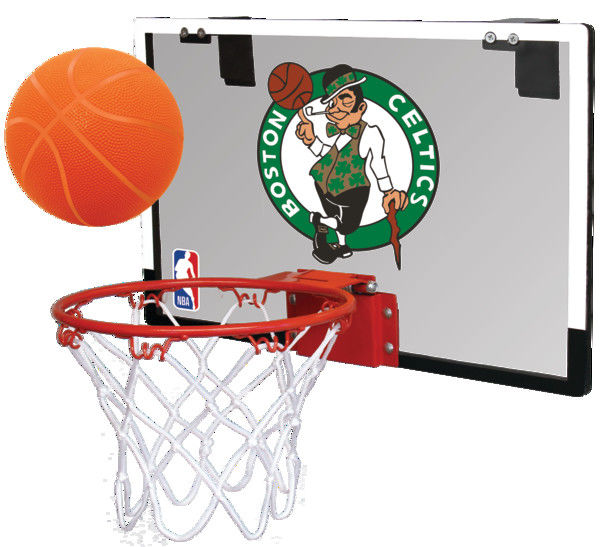 Rawlings NBA Boston Celtics Game On Hoop Set