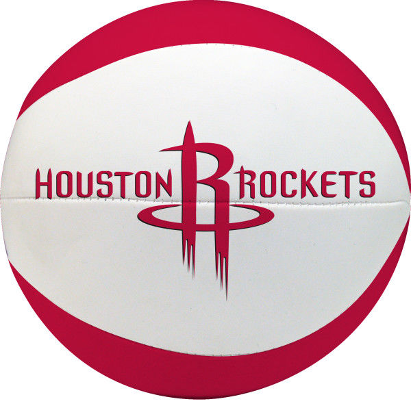 Rawlings NBA Houston Rockets Softee Basketball