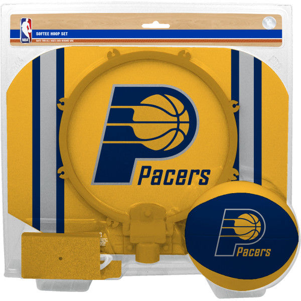 Rawlings NBA Indiana Pacers Softee Hoop Set