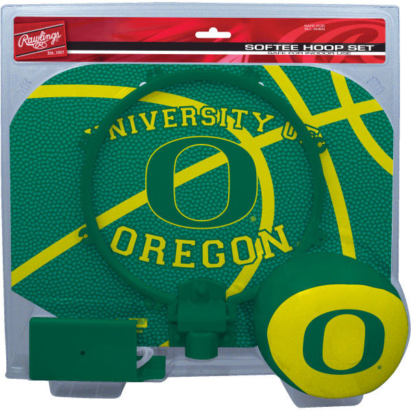Rawlings NCAA Oregon Ducks Hoop Set