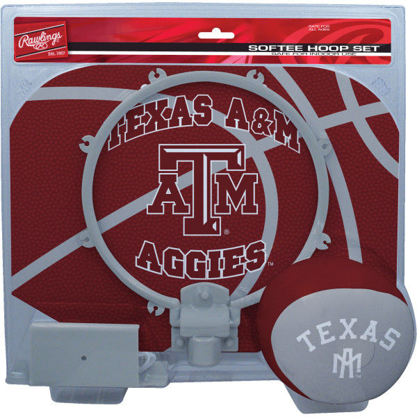 Rawlings NCAA Texas A&M Aggies Hoop Set