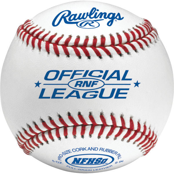 Rawlings NFHS Official Baseballs