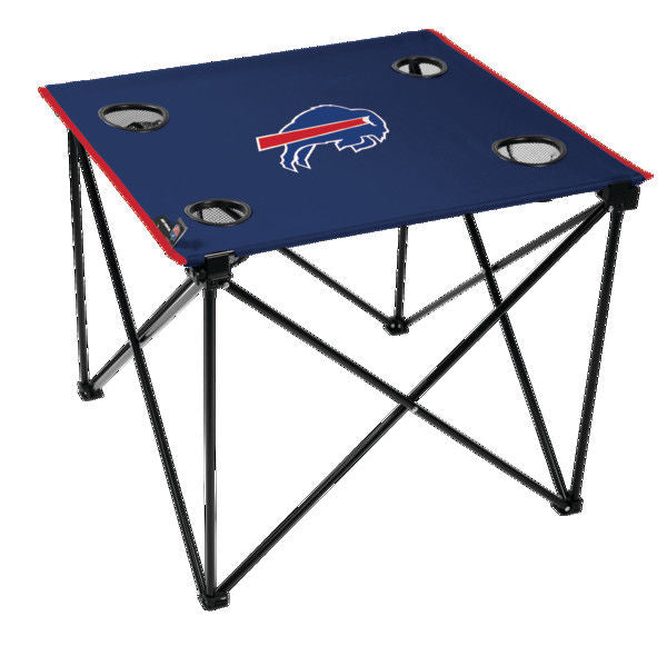 Rawlings NFL Buffalo Bills Deluxe Tailgate Table