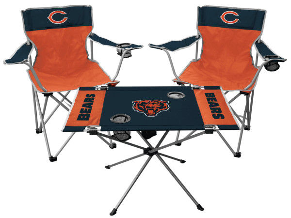 Rawlings NFL Chicago Bears 3-Piece Tailgate Kit