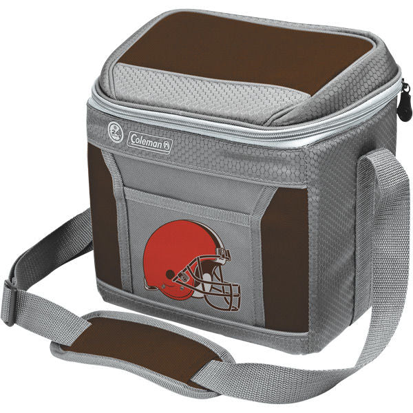 Rawlings NFL Cleveland Browns 9 Can Cooler