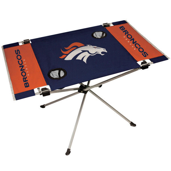 Rawlings NFL Denver Broncos Endzone Table