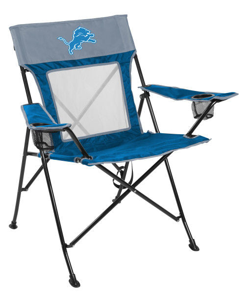 Rawlings NFL Detroit Lions Game Changer Chair