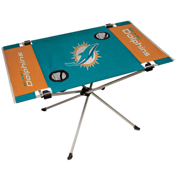 Rawlings NFL Miami Dolphins Endzone Table