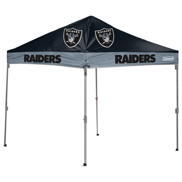 Rawlings NFL Oakland Raiders 10x10 Shelter