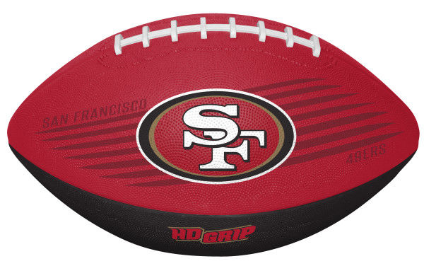 Rawlings NFL San Francisco 49ers Downfield Youth Football