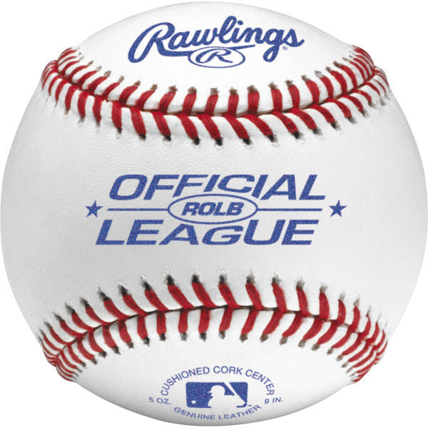 Rawlings Official League Baseballs - Tournament Grade