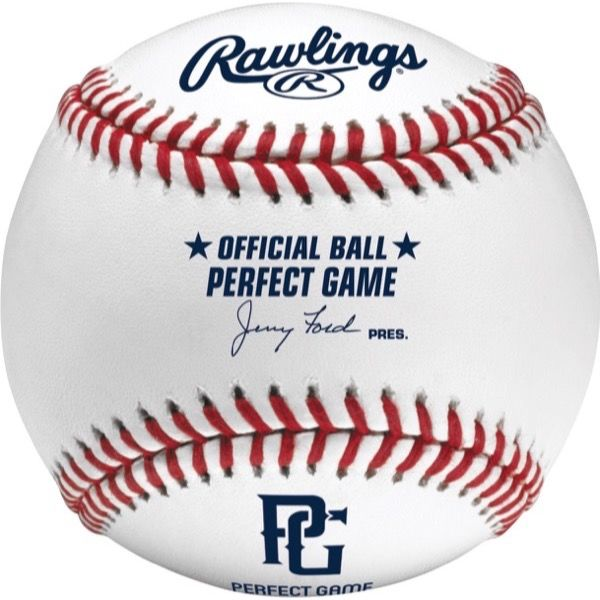 Rawlings Official Perfect Game Baseball