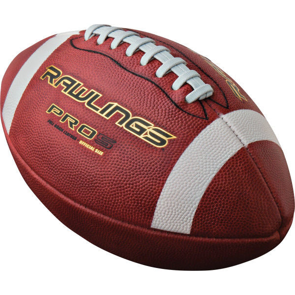 Rawlings PRO5 Junior Leather Football
