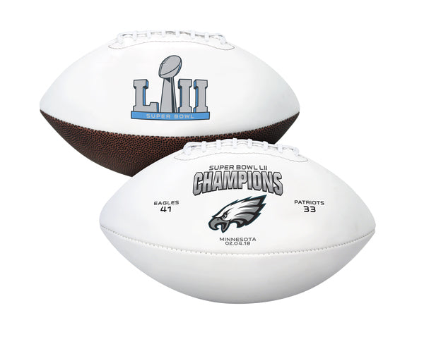 Rawlings Super Bowl 52 Champions Philadelphia Eagles Youth Size Football
