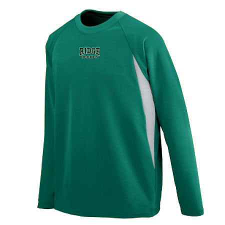 Augusta Wicking Mesh Long Sleeve Jersey