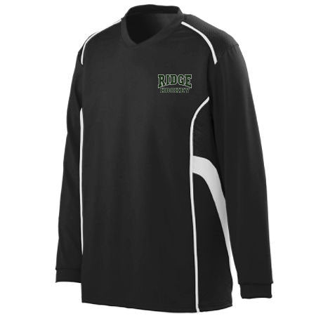 Augusta Winning Streak Long Sleeve Jersey Shirt