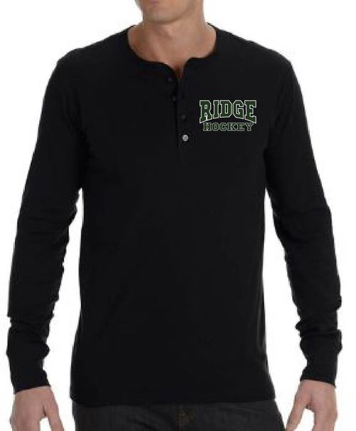 Henley - Long Sleeve