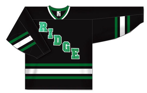 Replica Ridge Retro Hockey Jersey