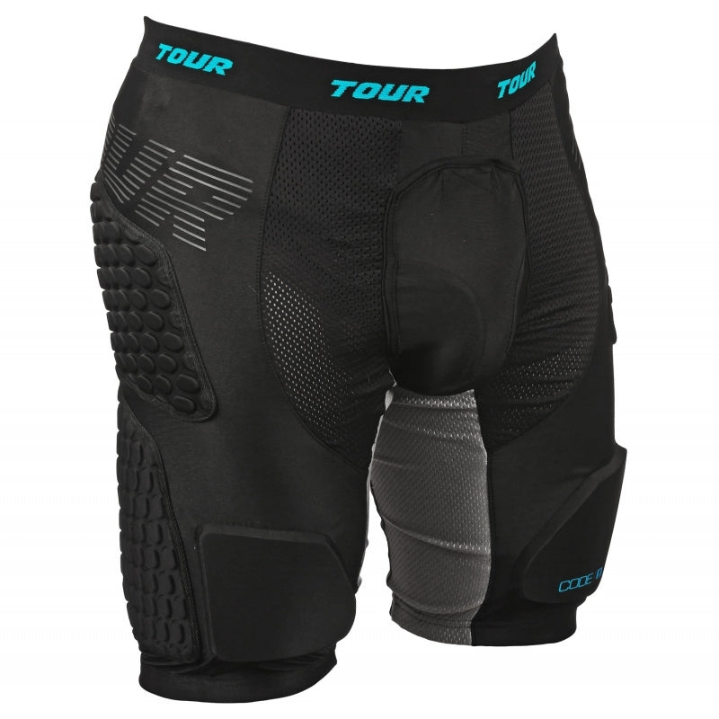 Tour Code 1 Hip Pads Youth