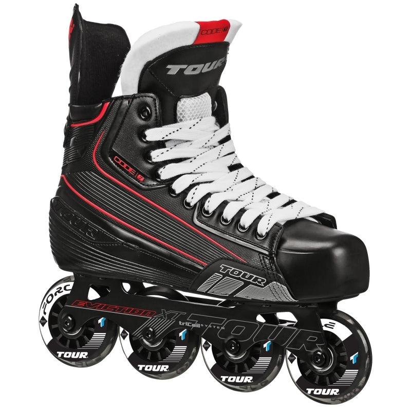 Tour Code 7 Junior Inline Hockey Skates