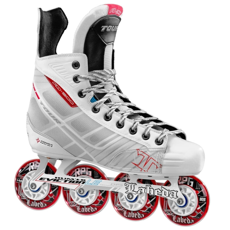 Tour FB-500 Inline Hockey Skates White