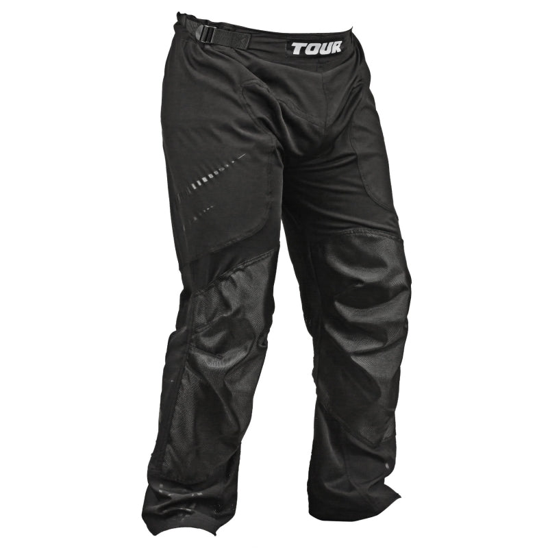 Tour Spartan XTR Adult Inline Hockey Pants Black