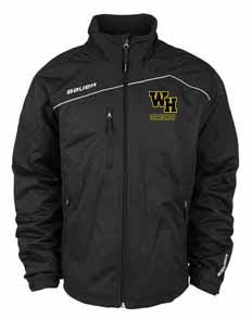 Bauer Lightweight Warmup Jacket