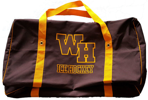 Custom Canvas Hockey Bag