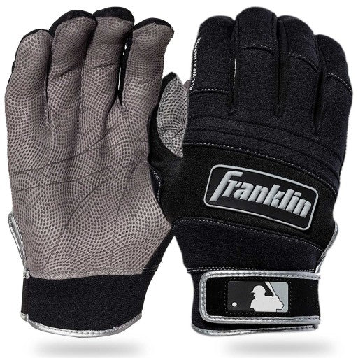 FRANKLIN ALL WEATHER PRO BASEBALL BATTING GLOVES