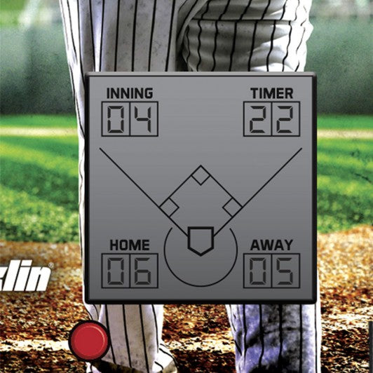 FRANKLIN DOOR SPORTS - ELECTRONIC BASEBALL TOSS