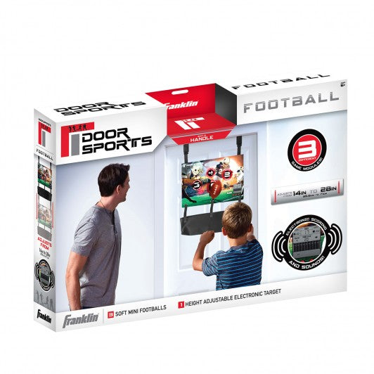 FRANKLIN DOOR SPORTS - ELECTRONIC FOOTBALL TOSS