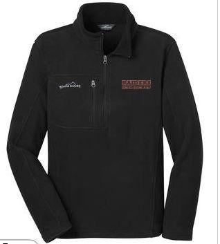 Eddie Bauer 1/4 Zip Fleece Jacket - HB