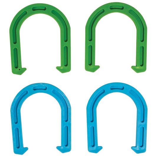 FRANKLIN RUBBER HORSESHOES
