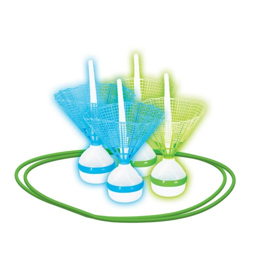 FRANKLIN LIGHT UP SOFT TIP TARGET TOSS