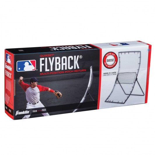 FRANKLIN MLB QUIKSET MULTI-POSITION FLYBACK RETURN NET - 65""