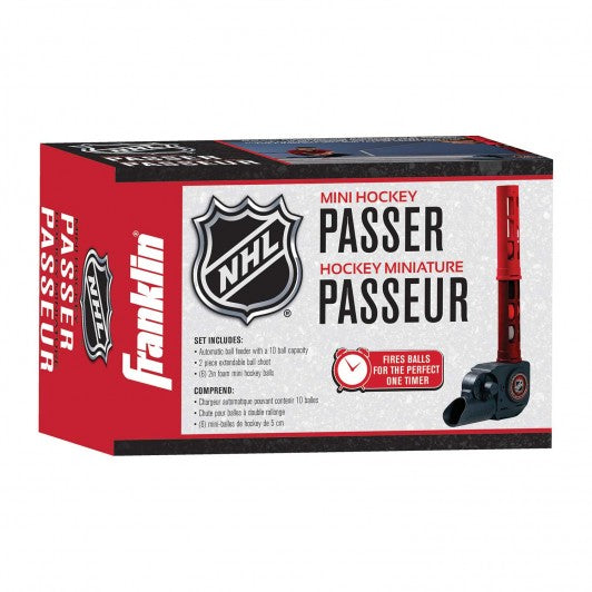 FRANKLIN NHL® MINI HOCKEY PASSER