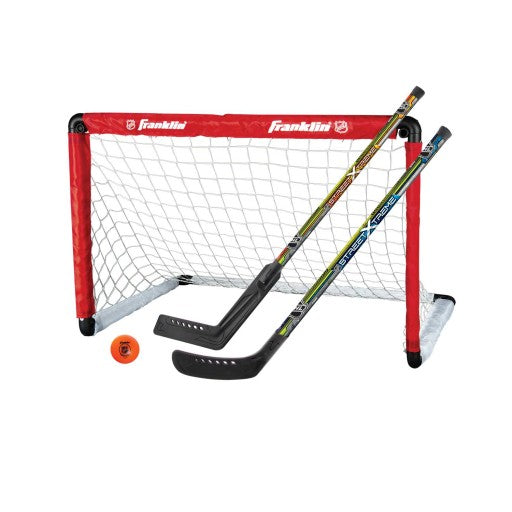 FRANKLIN NHL® YOUTH STREET HOCKEY GOAL SET