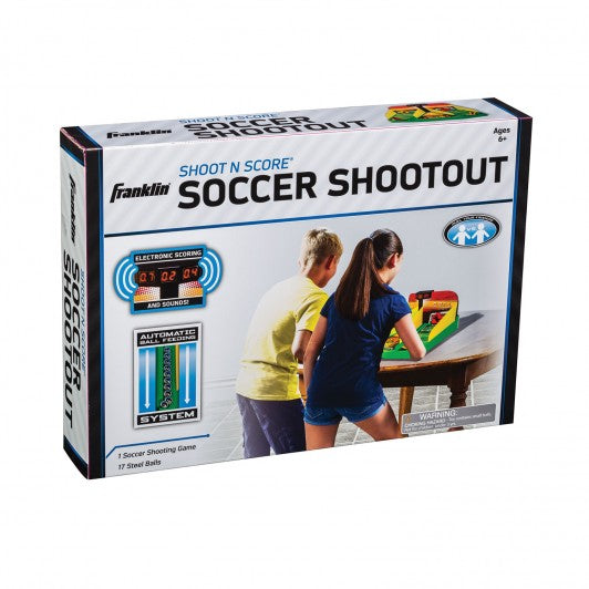 FRANKLIN SHOOT N SCORE SOCCER SHOOTOUT