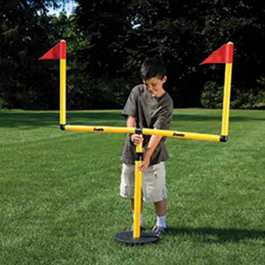 FRANKLIN YOUTH FOOTBALL 2 GOAL POST SET