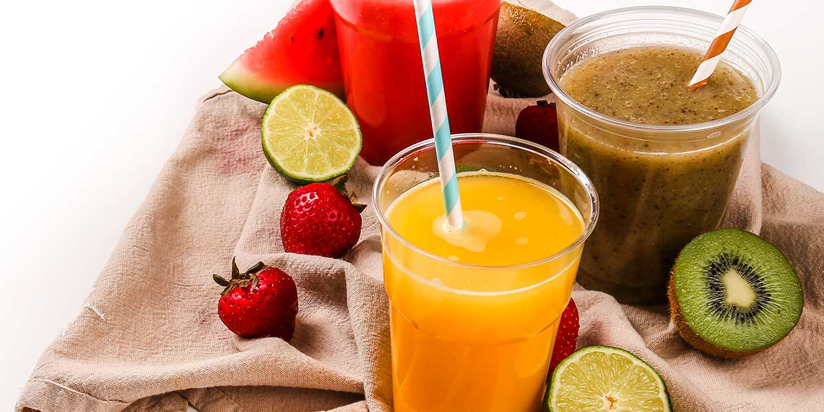 Replace sugary drinks with healthier options - Nutrova