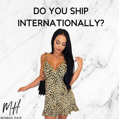 Do you ship internationally?
