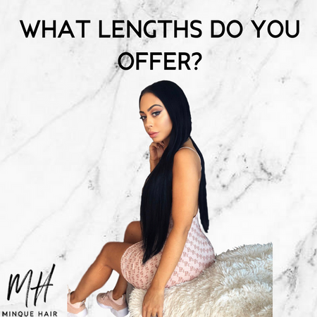 What lengths do you offer?