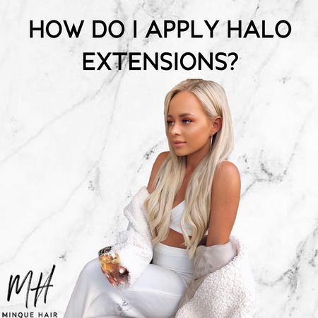 How do I apply halo extensions?
