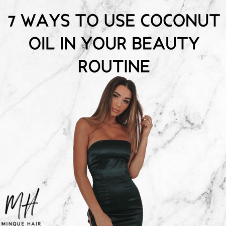 7 Ways to Use Coconut Oil in Your Beauty Routine