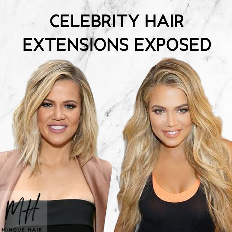 Celebrity Hair Extensions Exposed