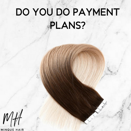 Do you have payment plans available?